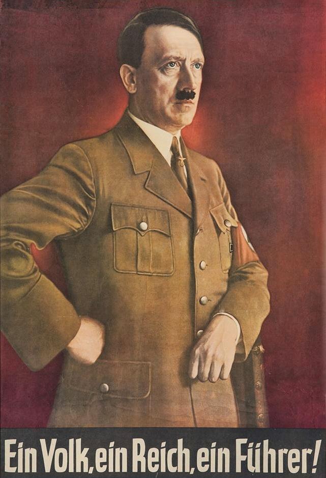 Hitler Paintings Art